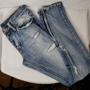 MNML mens Jeans Size 29 Distressed/ Destroyed